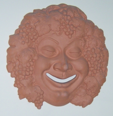 BACCO IN TERRACOTTA